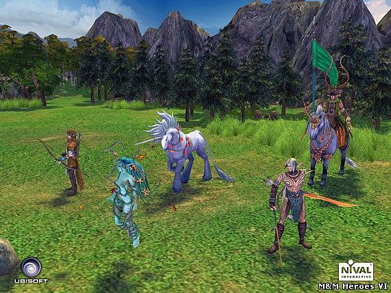 Картинки Heroes 5