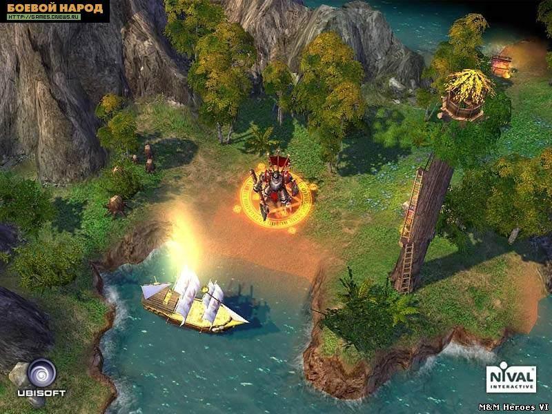 Картинки игры Heroes 6