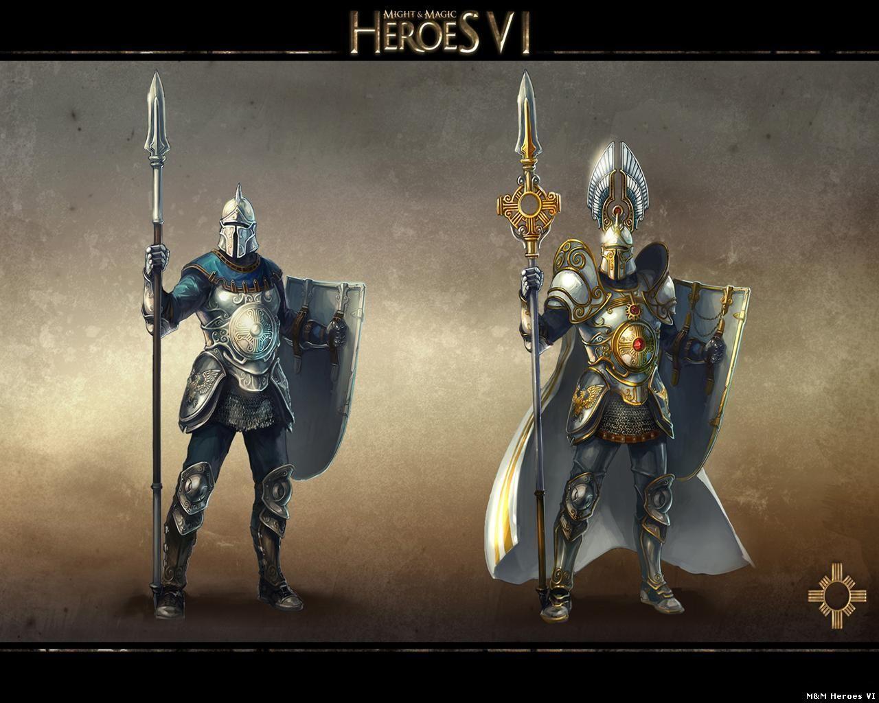 Об игре Heroes 6