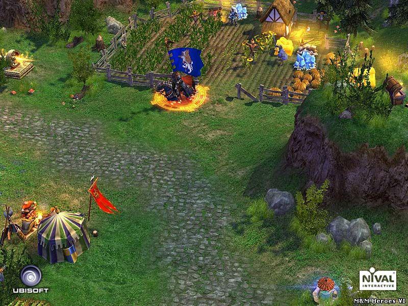 Скрины Heroes 5